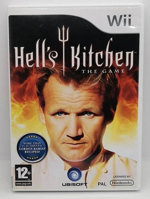 Hell's Kitchen: The Game for Nintendo Wii