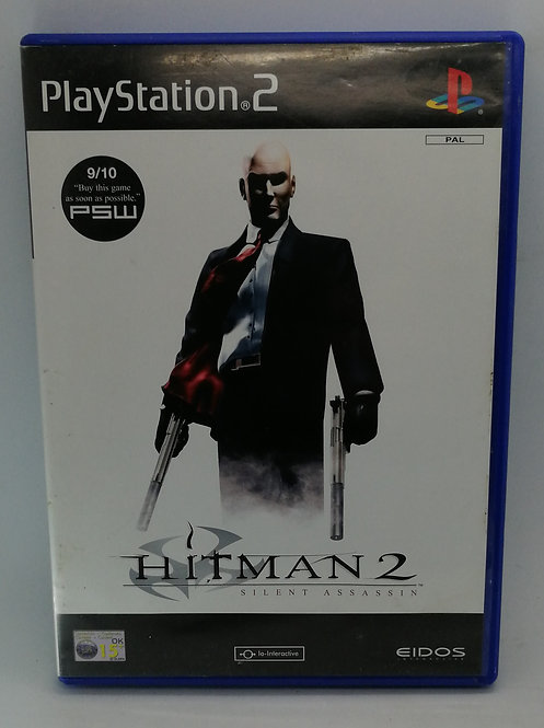 Hitman 2: Silent Assassin for Sony PlayStation 2 PS2
