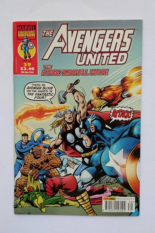 The Avengers United Vol 1 #39