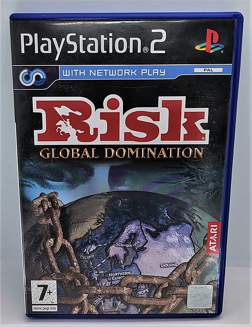 Risk: Global Domination for Sony PlayStation 2 PS2