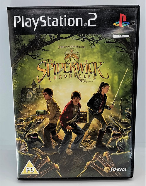 The Spiderwick Chronicles for Sony PlayStation 2 PS2