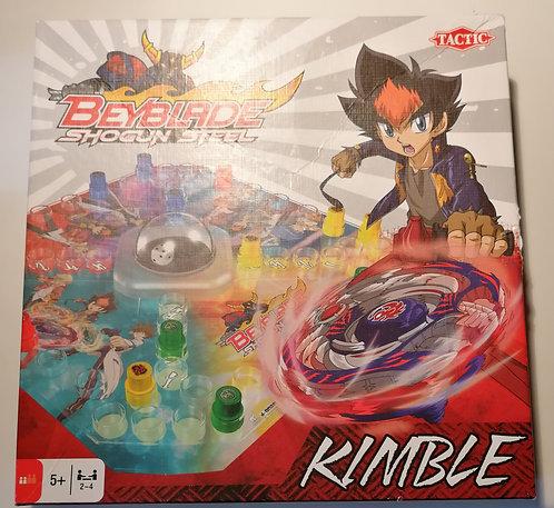 BeyBlade Shogun Steel Kimble Board Game