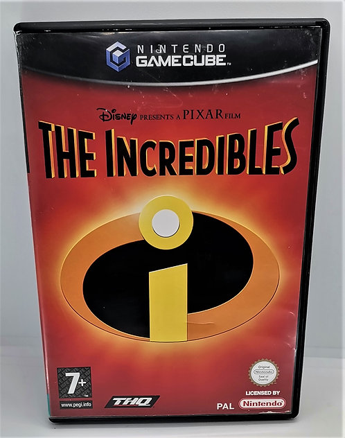 The Incredibles for Nintendo GameCube