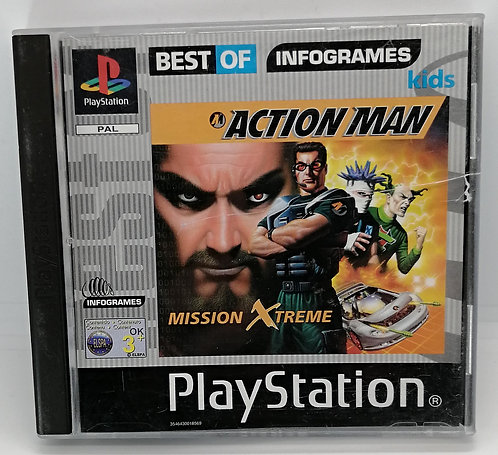 Action Mission: Mission Xtreme for Sony PlayStation PS1