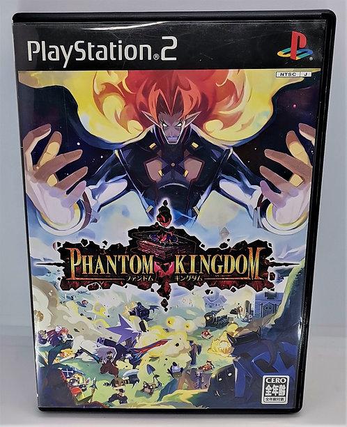 Phantom Kingdom for Sony PlayStation 2 PS2