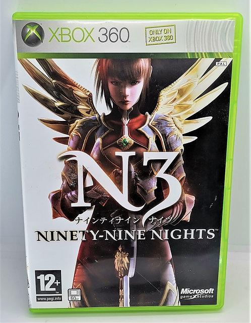 N3: Ninety-Nine Nights for Microsoft Xbox 360