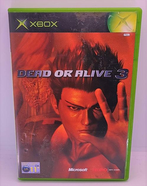 Dead or Alive 3 for Microsoft Xbox