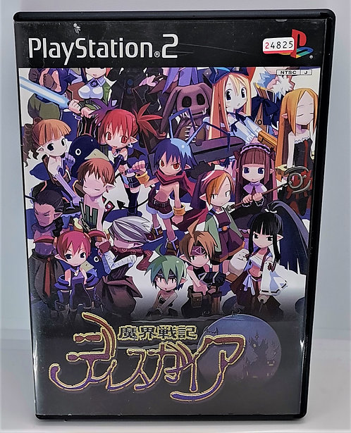 Disgaea: Hour of Darkness for Sony PlayStation 2 PS2