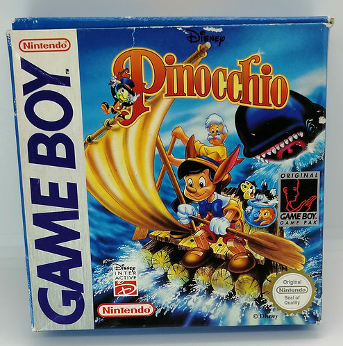 Disney's Pinocchio for Nintendo Game Boy