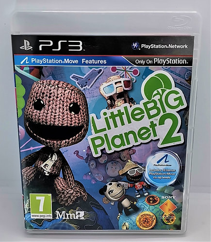 LittleBigPlanet 2 for Sony PlayStation 3 PS3