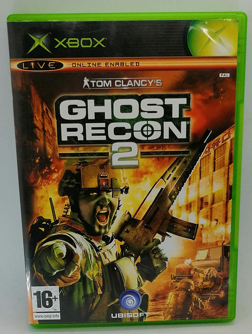 Tom Clancy's Ghost Recon 2 for Microsoft Xbox