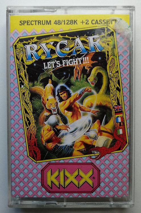 Rygar for Sinclair Spectrum 48K