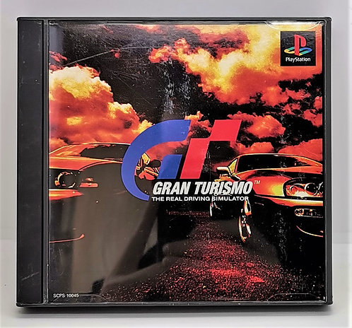 Gran Turismo for Sony PlayStation PS1