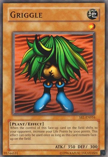 Yu-Gi-Oh! Card MRL-E016 Griggle