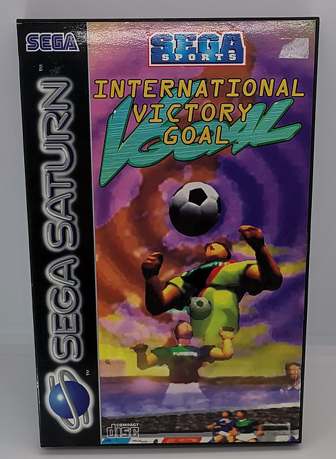 International Victory Goal for Sega Saturn