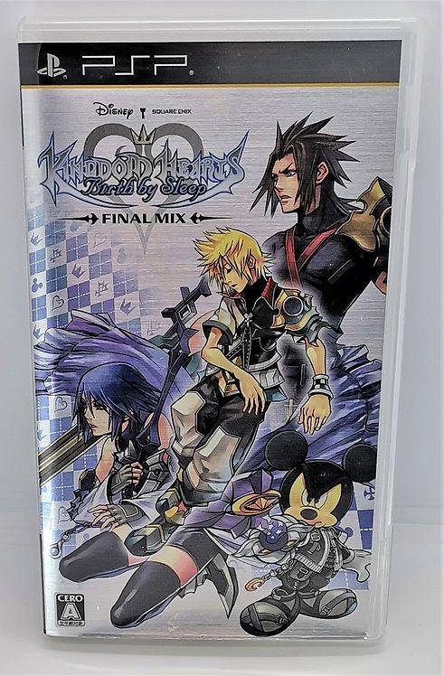 Kingdom Hearts Birth by Sleep Final Mix for Sony PlayStation Portable PSP