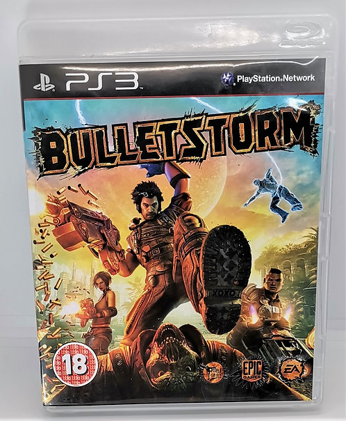Bulletstorm for Sony PlayStation 3 PS3
