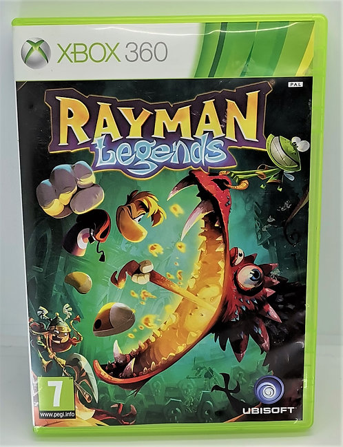 Rayman Legends for Microsoft Xbox 360