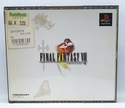 Final Fantasy VIII for Sony PlayStation PS1