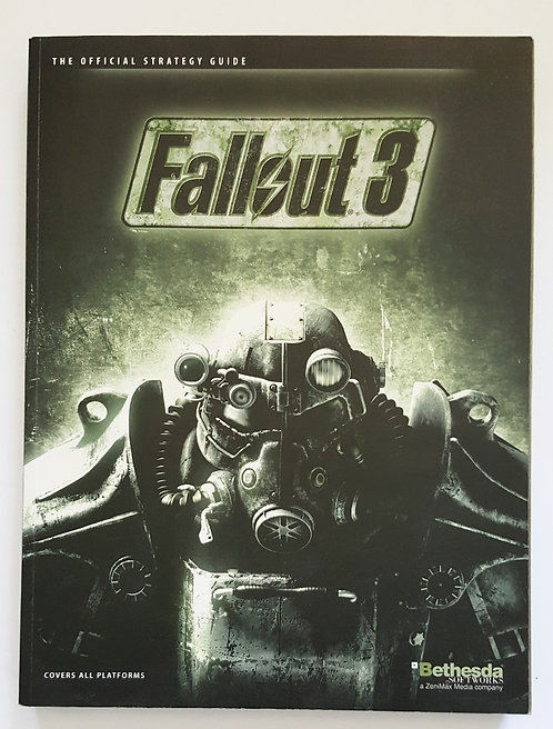 Fallout 3: The Official Strategy Guide