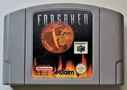 Forsaken for Nintendo N64