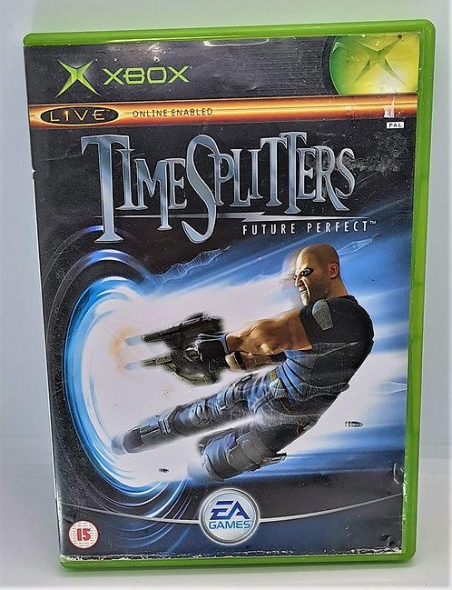TimeSplitters: Future Perfect for Microsoft Xbox