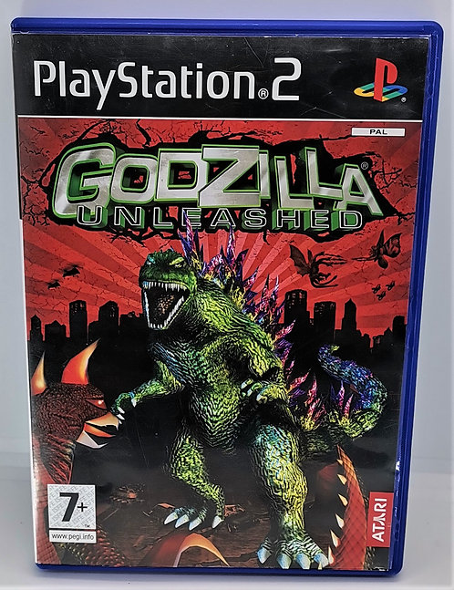 Godzilla: Unleashed for Sony PlayStation 2 PS2