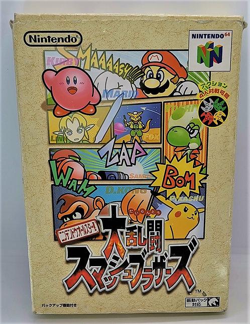 Super Smash Bros. for Nintendo N64