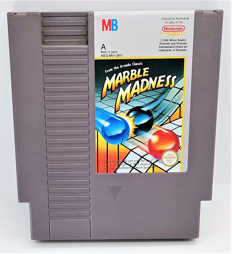 Marble Madness for Nintendo NES