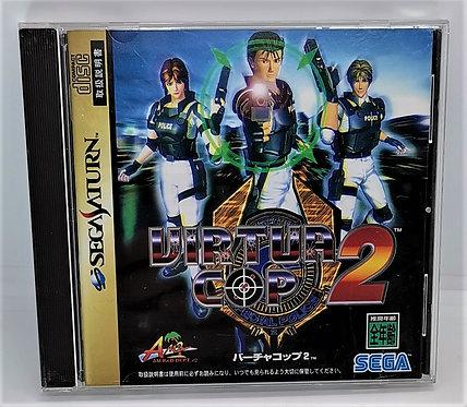 Virtua Cop 2 for Sega Saturn