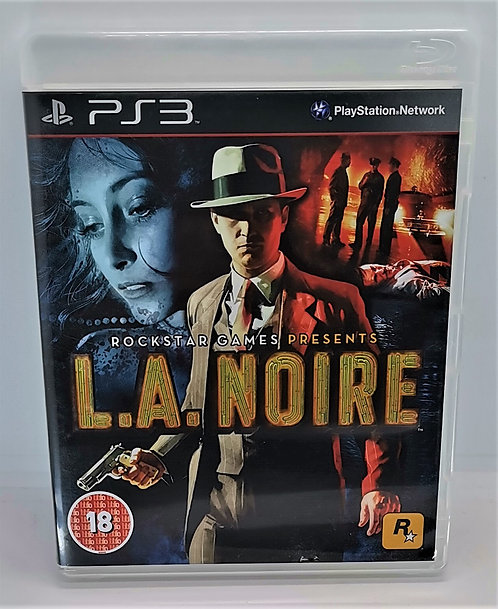 L.A. Noire for Sony PlayStation 3 PS3