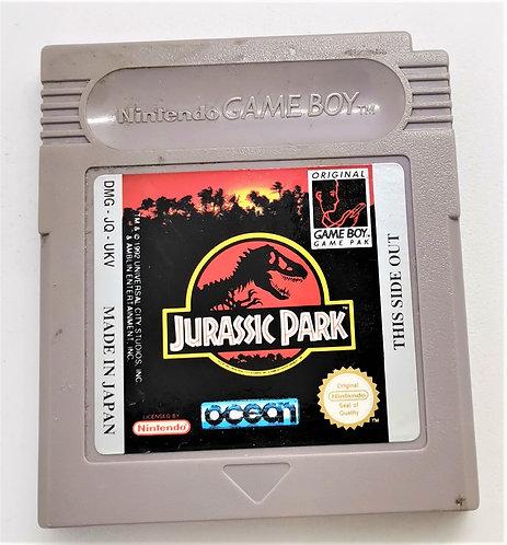 Jurassic Park for Nintendo Game Boy