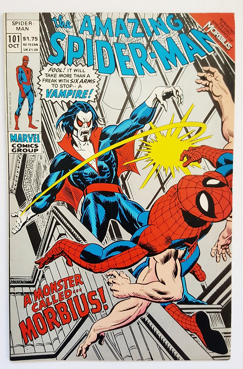 The Amazing Spider-Man Vol 1 #101