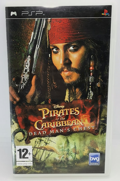 Pirates of the Caribbean: Dead Man's Chest for Sony PlayStation Portable PSP