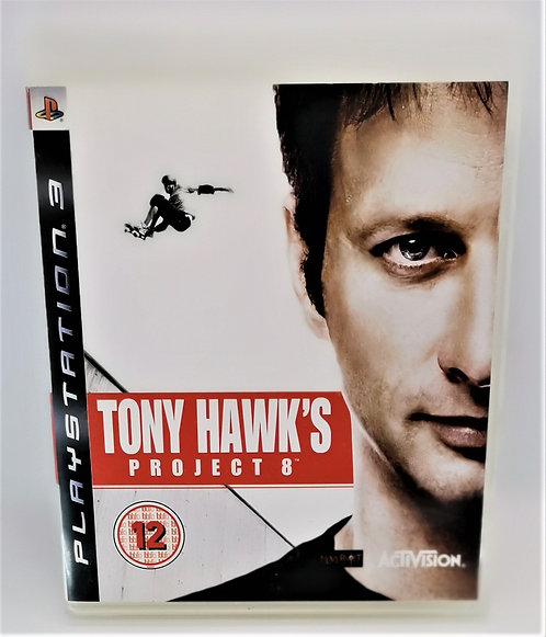 Tony Hawk's Project 8 for Sony PlayStation 3 PS3