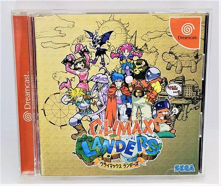 Climax Landers for Sega Dreamcast