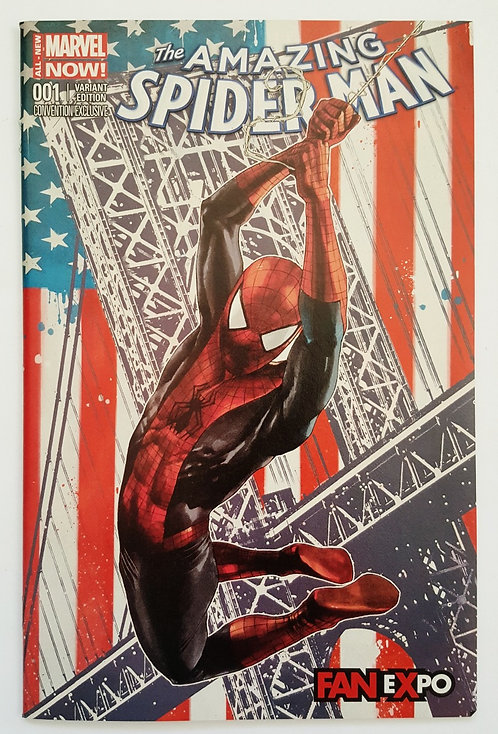 The Amazing Spider-Man Vol 3 #1 Fan Expo Variant