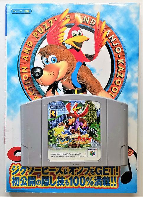 Banjo-Kazooie for Nintendo N64