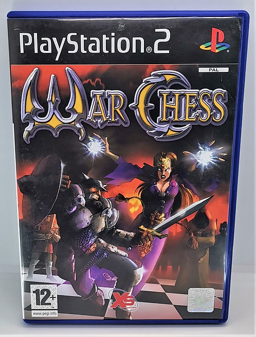 War Chess for Sony PlayStation 2 PS2