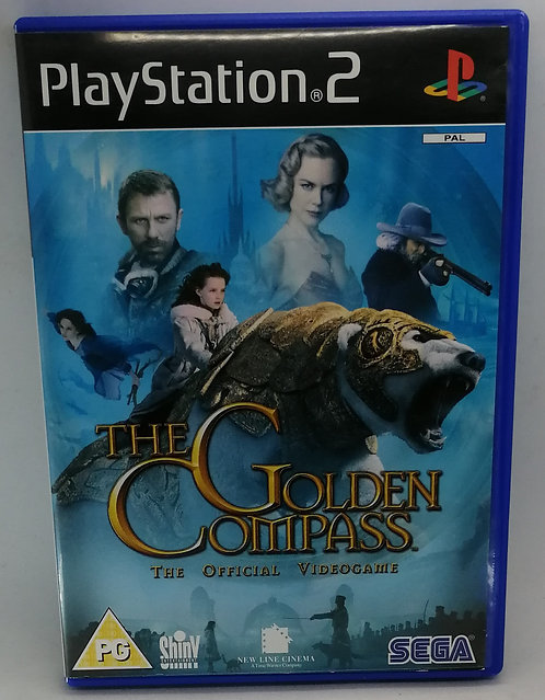 The Golden Compass for Sony PlayStation 2 PS2