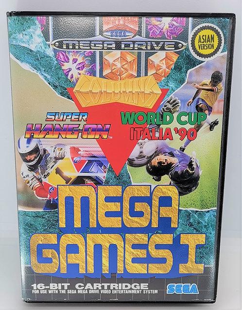 Mega Games I for Sega Mega Drive