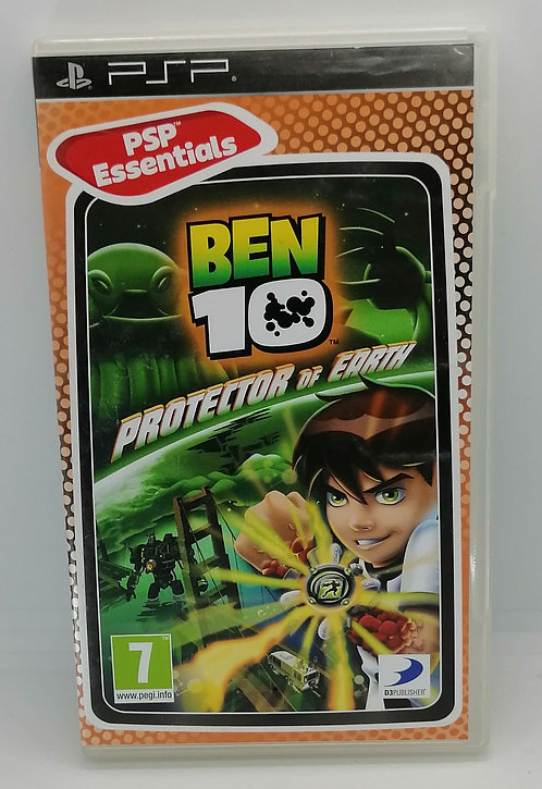 Ben 10: Protector of Earth for Sony PlayStation Portable PSP