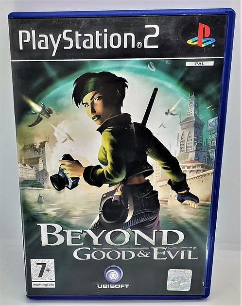 Beyond Good & Evil for Sony PlayStation 2 PS2