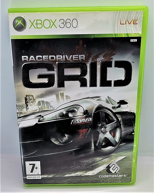 Race Driver: GRID for Microsoft Xbox 360