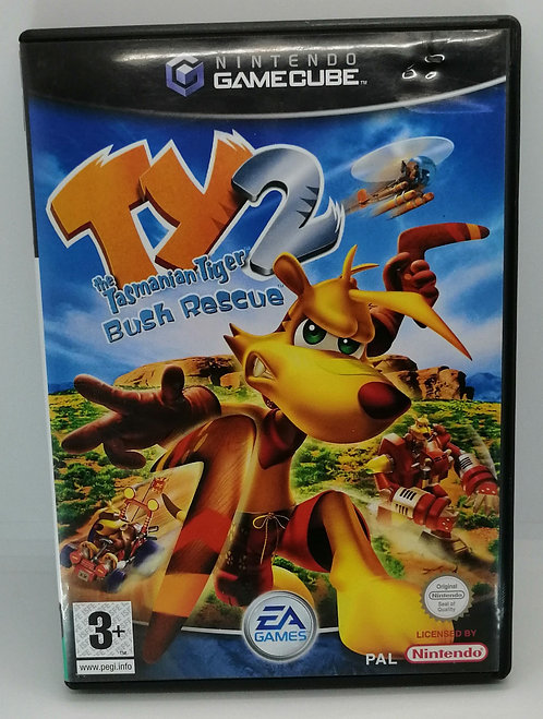 Ty the Tasmanian Tiger 2: Bush Rescue for Nintendo GameCube