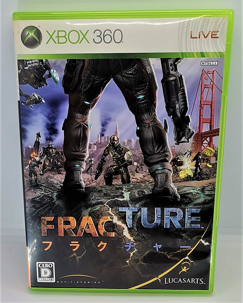Fracture for Microsoft Xbox 360