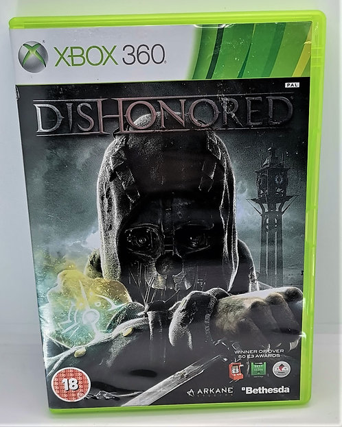 Dishonored for Microsoft Xbox 360