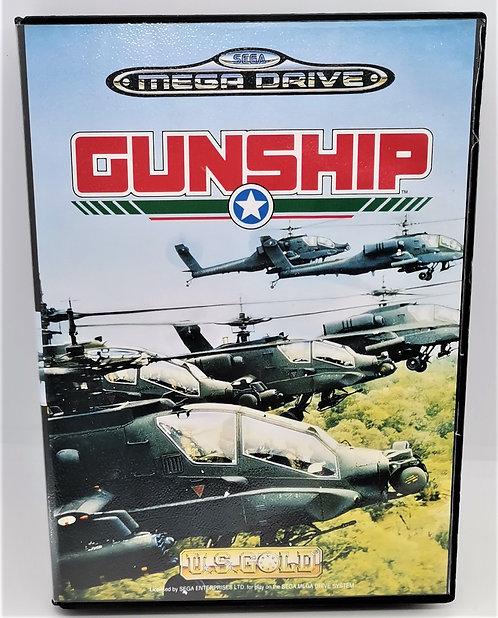 Gunship for Sega Mega Drive