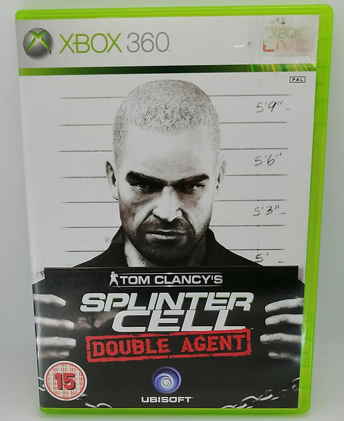 Tom Clancy's Splinter Cell: Double Agent for Microsoft Xbox 360