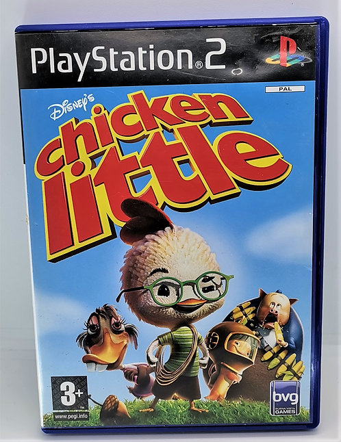 Chicken Little for Sony PlayStation 2 PS2